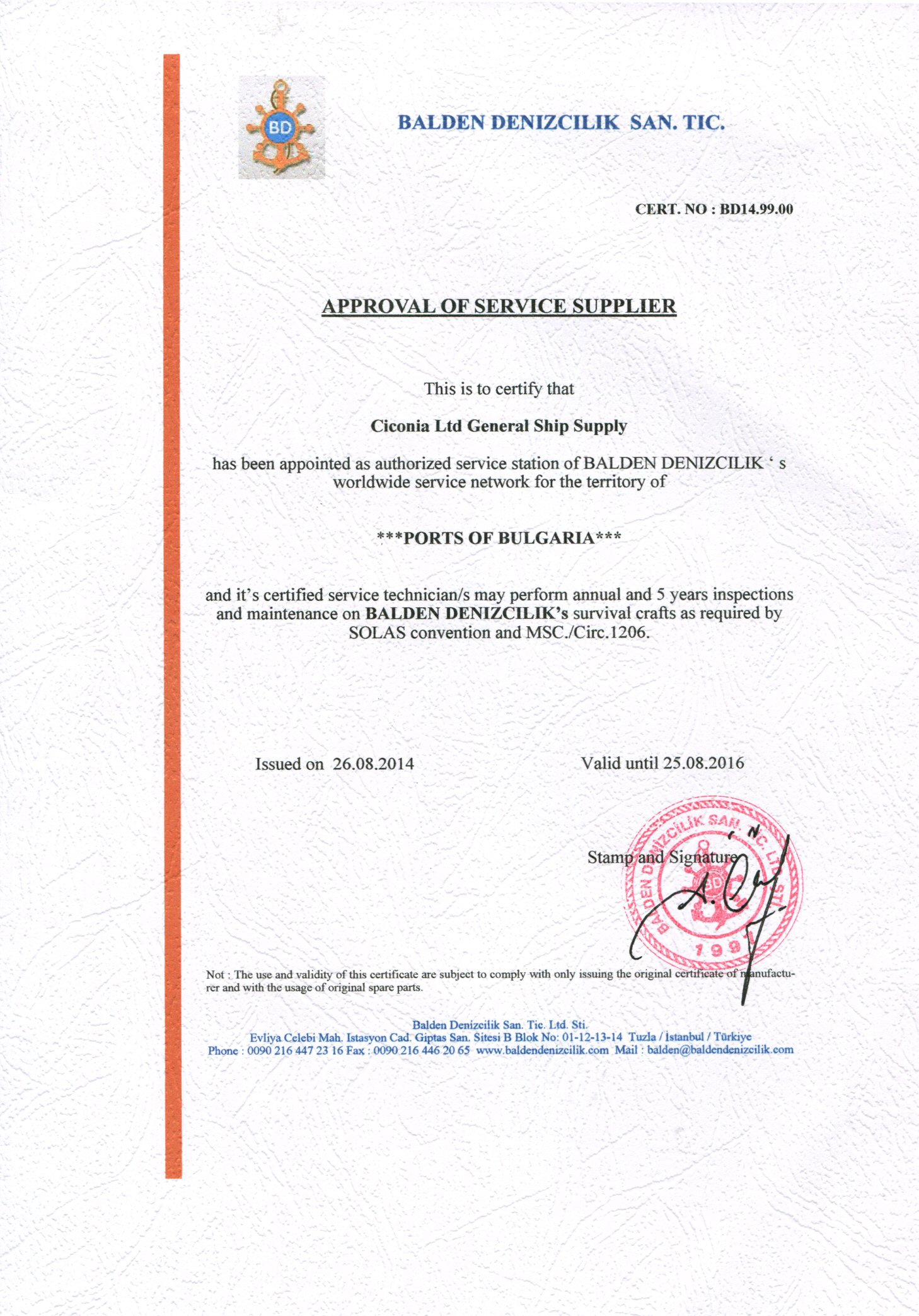 fire alarms certification letter for fire alarm referrals protection